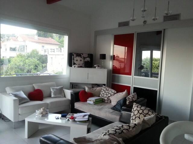 Bel appartement moderne dans une Villa à 1km mer - La Ciotat - Apartment