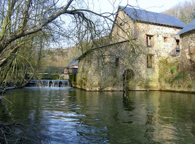 Moulin Du David - Craon - 家庭式旅館