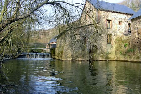 Moulin Du David - Craon