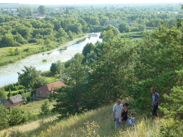 Russian Holidays 1.5hr from Moscow - Ozernoye - บ้าน