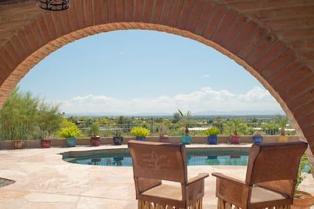 Adobe Gardens, Your Quiet Oasis Retreat Near Hikes - Tucson