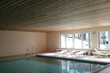 Wohnung im Ferienpark in Missen mit Hallenbad - Missen-Wilhams - Leilighet