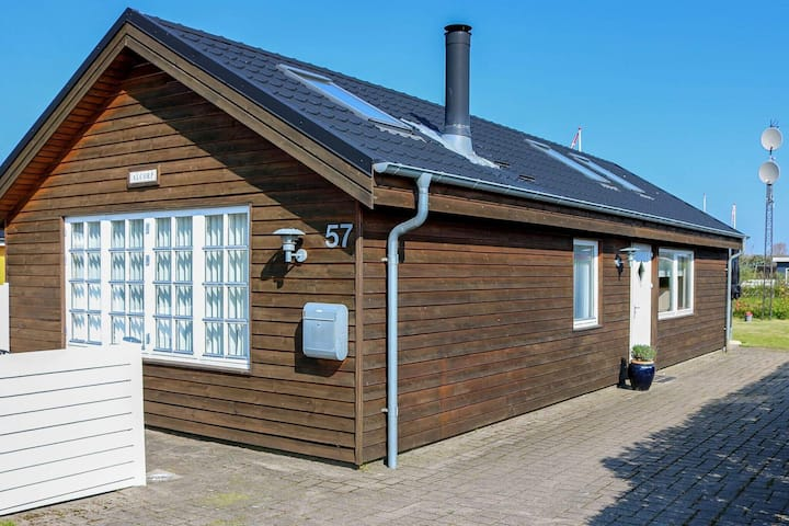 Charming Holiday Home in Frederikshavn Near Beach