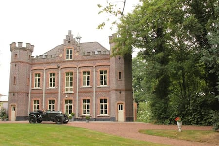 Castel 't Haantje near Bruges - Bed & Breakfast