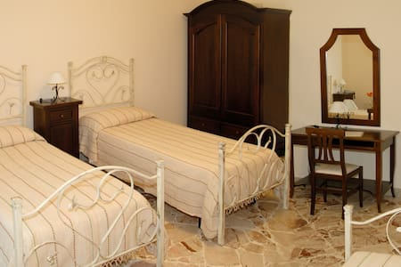 double room for single use - Riposto