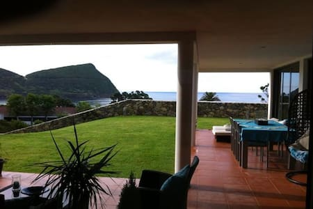 Beautiful house with ocean view - Angra do Heroísmo - House