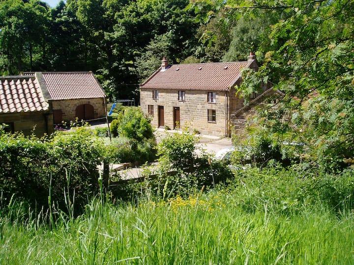 Beck Cottage, Raisdale, Chop Gate, N. York Moors