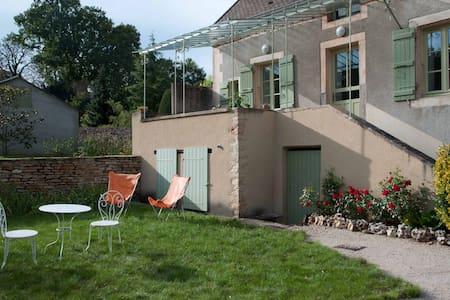 Maison de vigneron entièrement rénovée