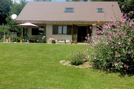 HOUSE 120m2  IN MOUNTAINS, TRIEVES, SOUTH GRENOBLE - Roissard - House - 2