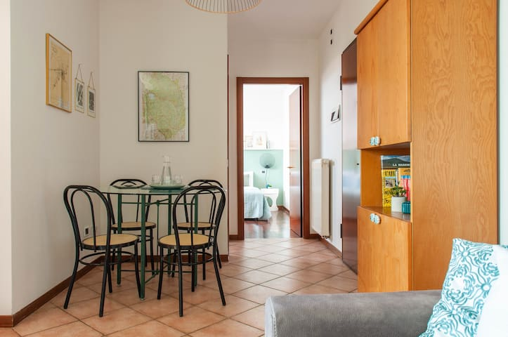 Travelers Suite, near Perugia Train Station