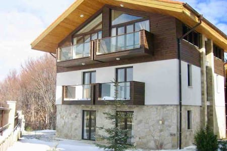 Luxury Ski Chalet+Sauna+Mountain Views. Borovets