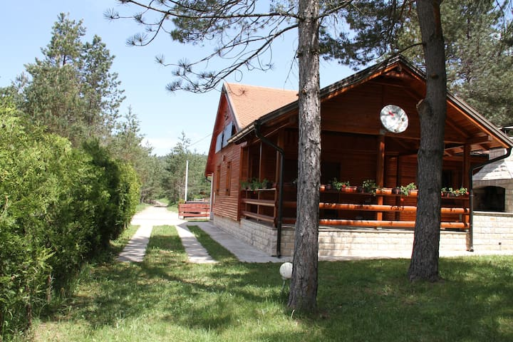 Croatia, Plitvice Lakes -Family Vacation Home - Plitvice Lakes National Park - Huis