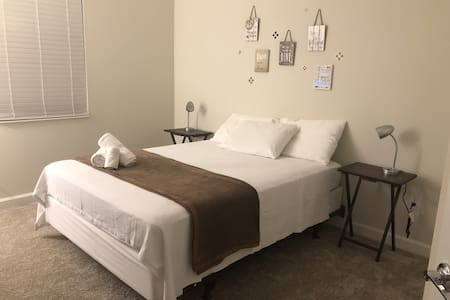 (2) Cozy Private Bed/Bath Room Near Disney World