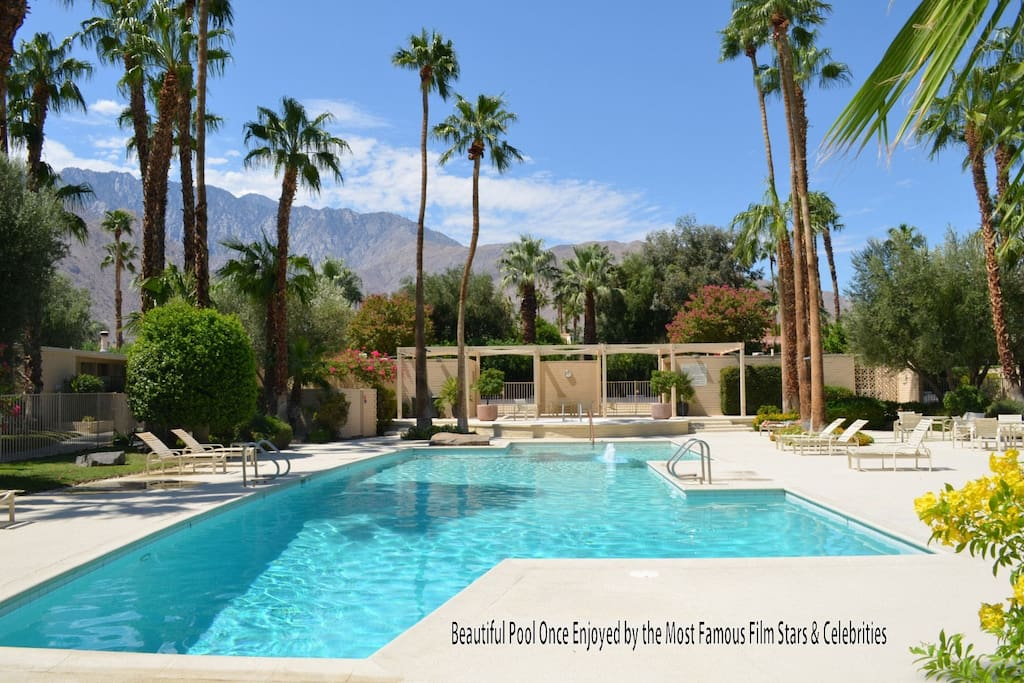 Mid Century Garden Oasis Permit 4772 Apartments For Rent In Palm Springs California United