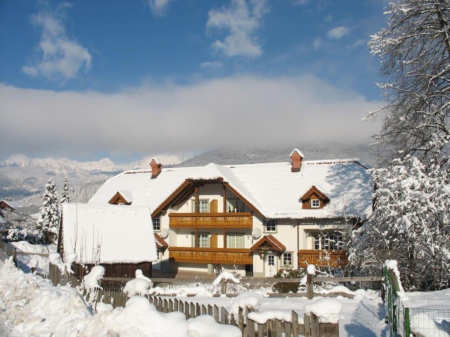 Winter in Bohinj