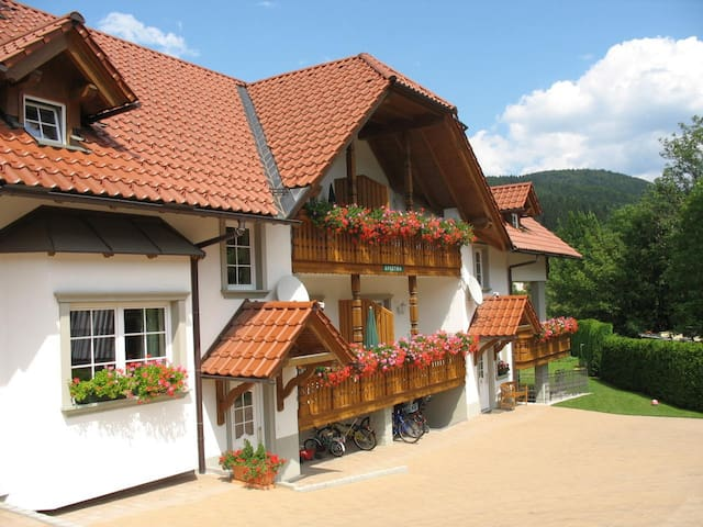 Comfortable apartment for two - Bohinjska Bistrica - Huoneisto