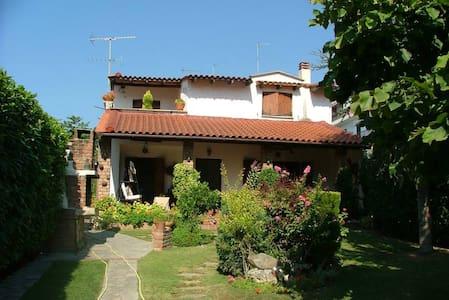Fairy House with private garden - Néa Kallikrátia