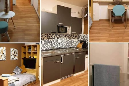 Cozy apartment 7mins. away from  University