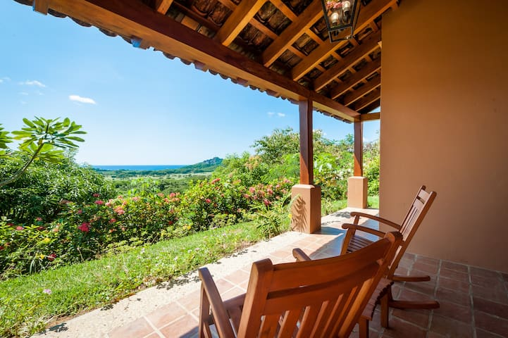 Villa Palermo - 2BR, oceanview, A/C - San Juan del Sur - Villa