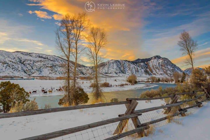 Yellowstone River Waterfront