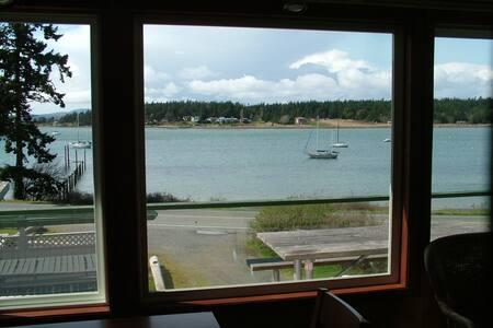 Fisherman Bay VIEW House - Lopez Island - House