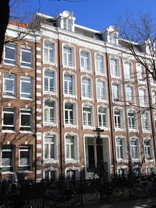 Cosy place for 2 near Dappermarket - Amsterdam - Apartment