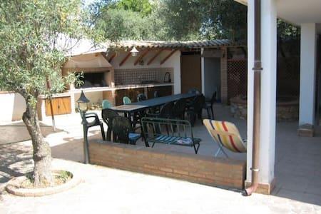 Villa degli Ulivi con giardino  - Sant'Anna Arresi - 一軒家