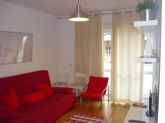 APARTAMENTO PISCINA Cantab/Asturias - Unquera - Apartment