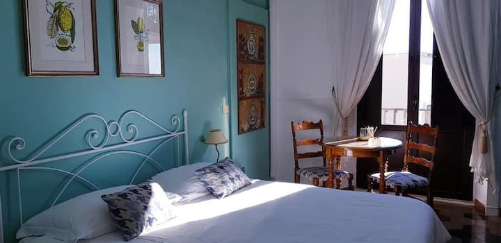 Camera Vista mare - Villa Floresta Taormina