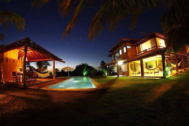 STAND UP SURF HOUSE BAHIA - Camaçari - House
