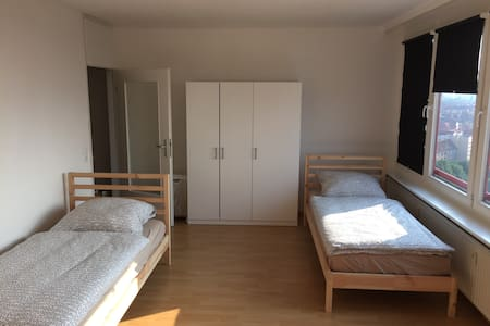 Hannover-Linden, urban living in the city - Hannover - Apartamento