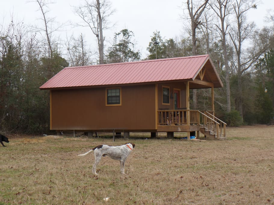 Secluded Cabin Cabins For Rent In Warren Texas United