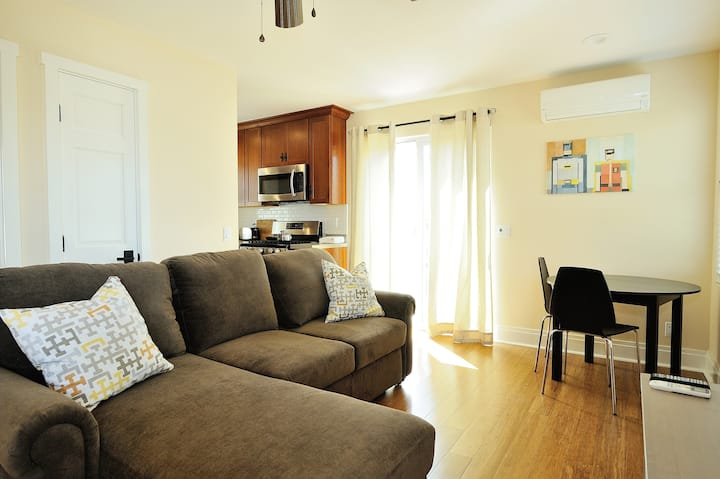 Cozy 1-bdr apt in Normal Heights near Adams Ave