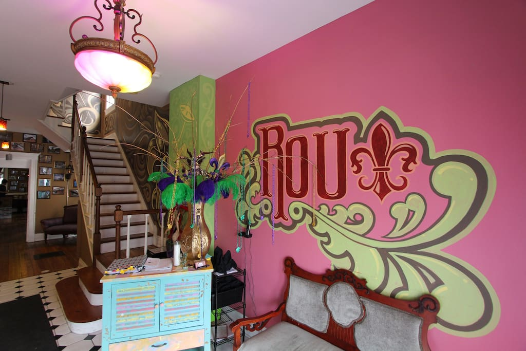Attached to New Trending Restaurant- Roux