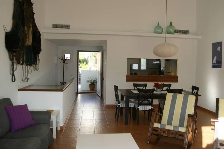 Casa con garaje y vista al mar - Cadaqués - Rumah