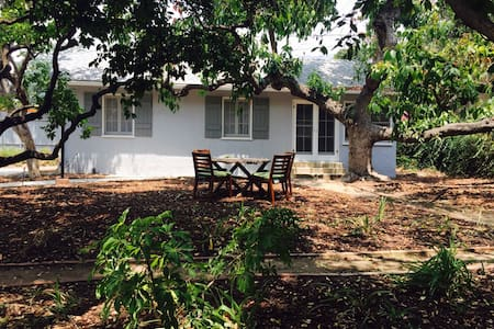 Gorgeous Bungalow in the Foothills - Orchard House - Altadena - Bungalov