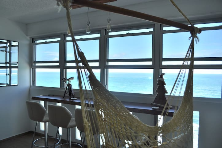 Bohemian Dream Studio with Breathtaking Oceanview