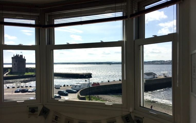 The Beach Flat Broughty Ferry