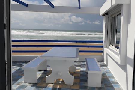 Appartement front de mer
