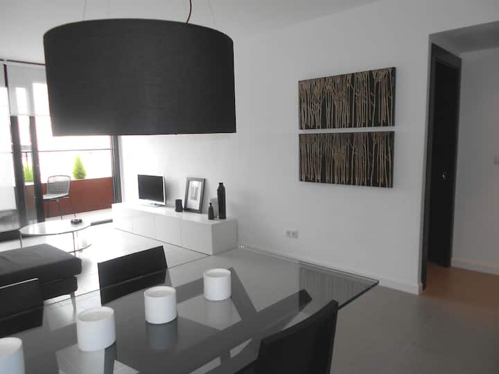 Apartment in Cambrils with pool