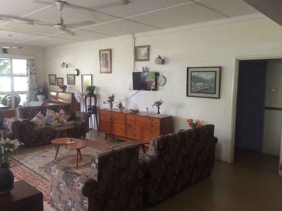 Shared Living and Common Room