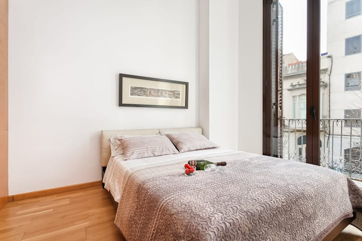 Charming apartment 25km  Barcelona