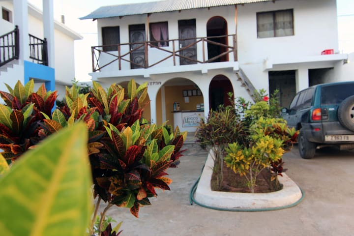 Mocco Beach Villa - Nungwi - Bed & Breakfast
