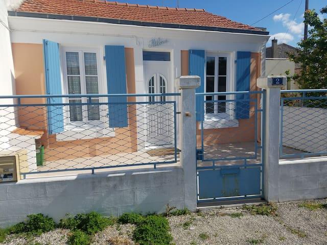 Petite maison du pecheur