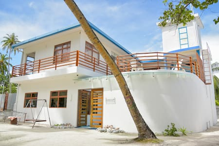 Maldives Beach Island BnB