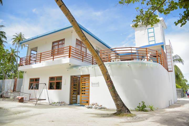 Maldives Beach Island BnB