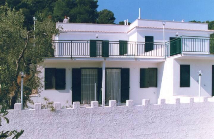 Gargano, eine Wohnung, in 300m vom Meer entfernt!