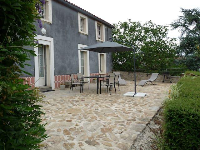 Maison bellevue à 2km du Puy du Fou