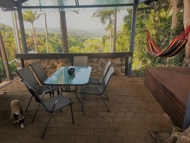 Casa Pepito - Byron Bay Hinterland, Pet Friendly - Coorabell - Hytte