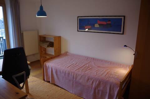 Kleines Zimmer in Seeshaupt